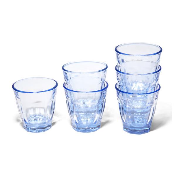 Caravan  Café Glasses, Set of 6