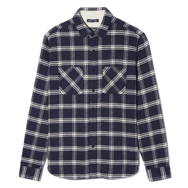 Alex Mill Twill Check Shirt