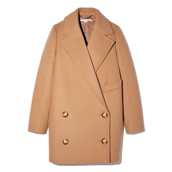 Stella McCartney Edith Coat