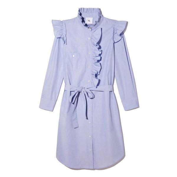 G. Label Nancy Shirtdress