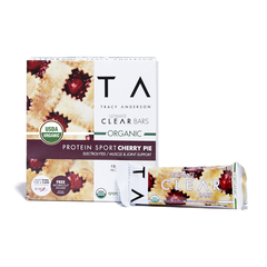 Ultimate Clear Bars - Organic Protein Sport Cherry Pie