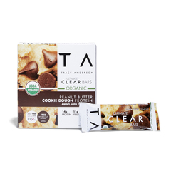 Ultimate Clear Bars - Organic Cookie Dough Protein