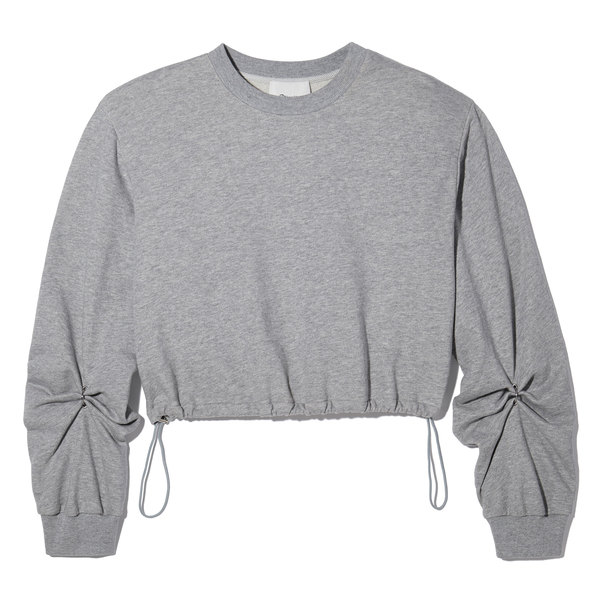 3.1 Phillip Lim Pierced Long-Sleeve Top
