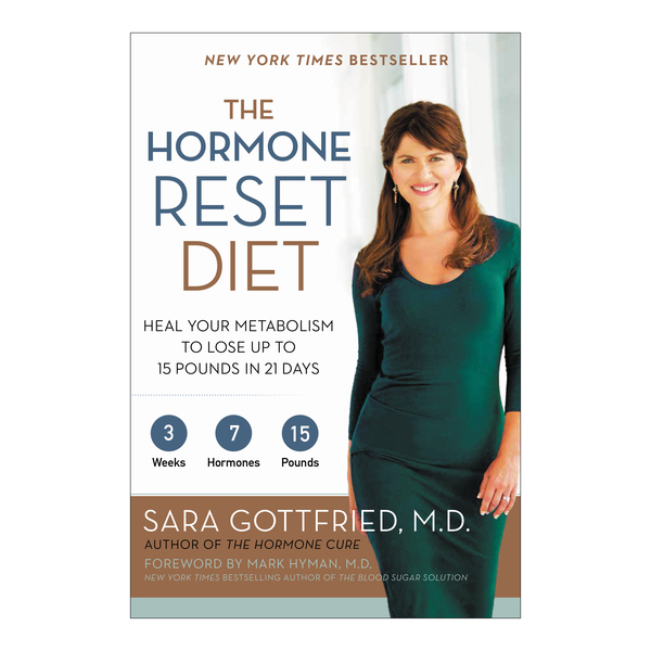 Harper Collins The Hormone Reset Diet: Heal Your Metabolism to Lose Up to 15 Pounds in 21 Days
