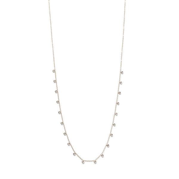 Ariel Gordon Champagne Necklace