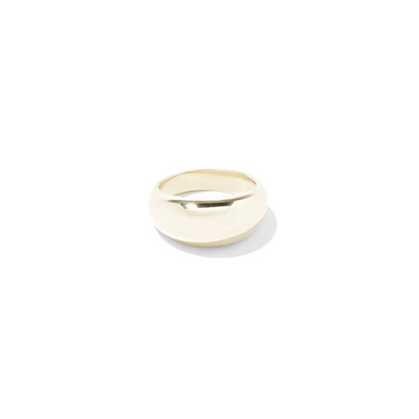 Grace Lee Demi Globe Ring