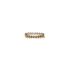 Symm Beaded Ring