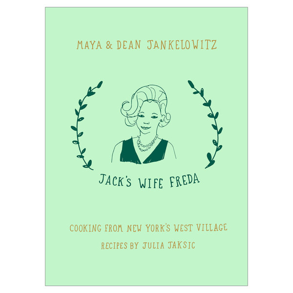 Penguin Random House Jack's Wife Freda Cookbook