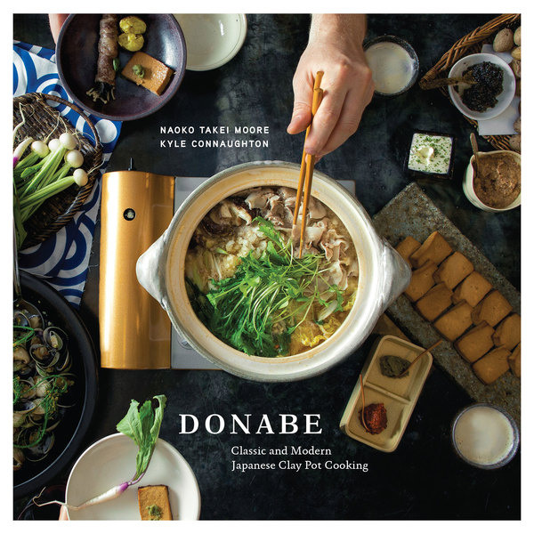 Penguin Random House Donabe: Classic and Modern Japanese Clay Pot Cooking