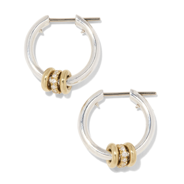 Spinelli Kilcollin Ara SG Hoop Earrings