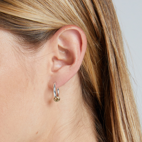 SPINELLI KILCOLLIN Ara SG Hoop Earrings