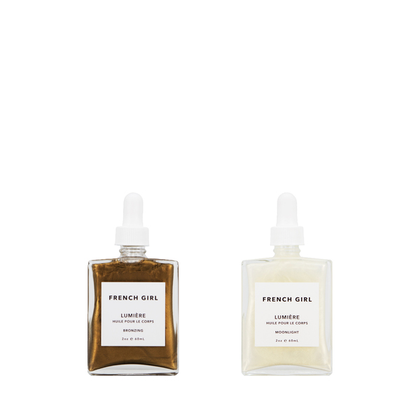 French Girl  Body Oil Duo