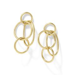 Quad-Ring Earrings