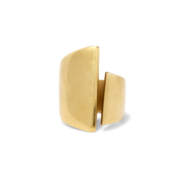 Soko Jewelry Channel Ring