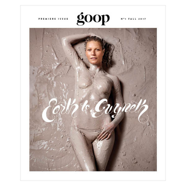 Condé Nast goop Magazine