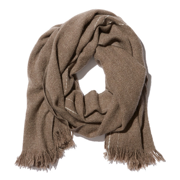 From The Road Khullu Striped Scarf