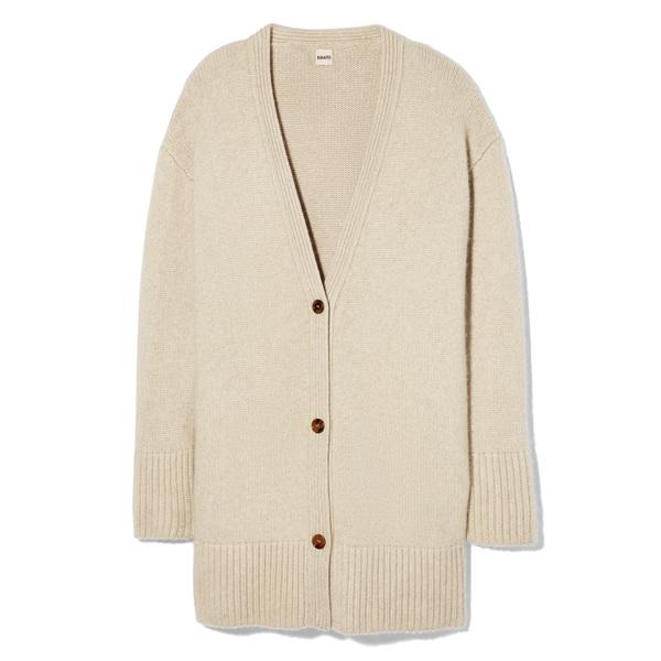 Khaite Bessie Cashmere Sweater