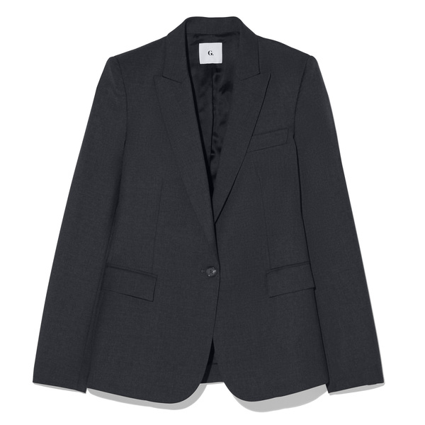G. Label Geraldine Wool Blazer