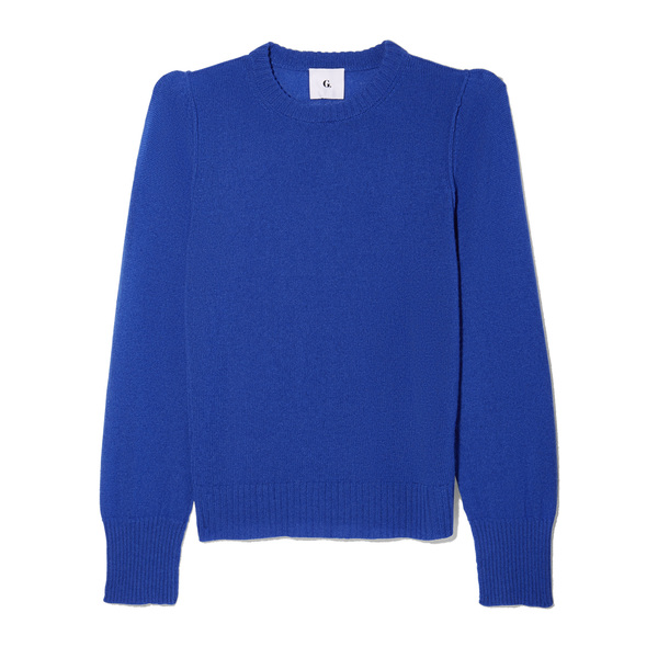 G. Label Meredith Cobalt Sweater