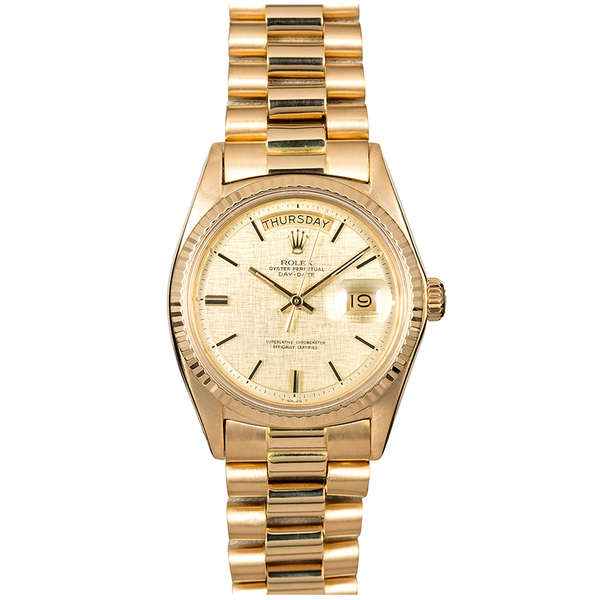 Bob's Watches Rolex 36mm Day-Date Presidential