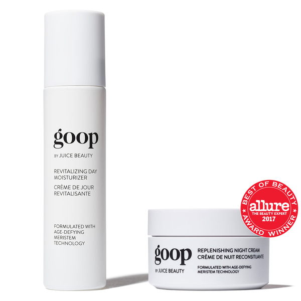 goop by Juice Beauty The Moisture Miracle Kit
