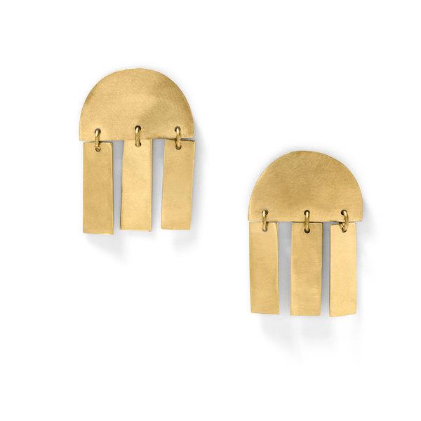 Soko Jewelry Cala Stud Earrings