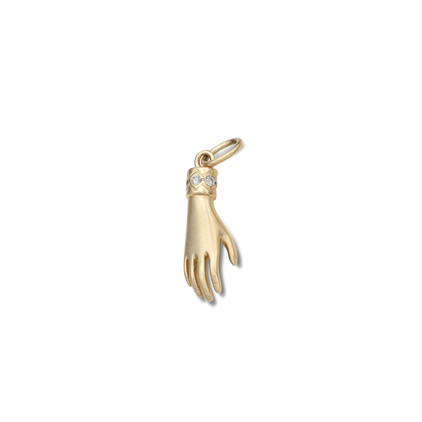 Michelle Fantaci Diamond Hand Charm