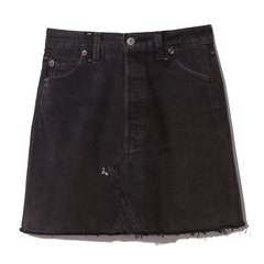 High-Waist Mini Skirt
