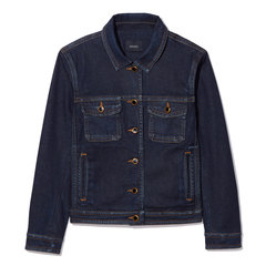 Laura Fitted Denim Jacket
