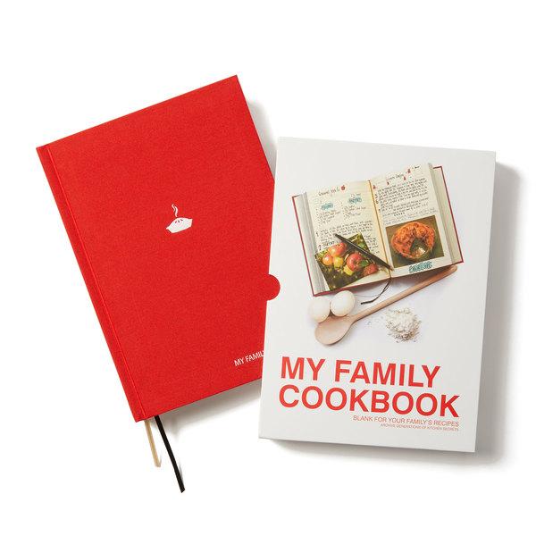 S. UK My Family Cookbook