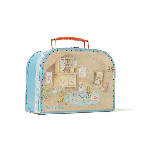 Moulin Roty  Valise Doctor Play Set