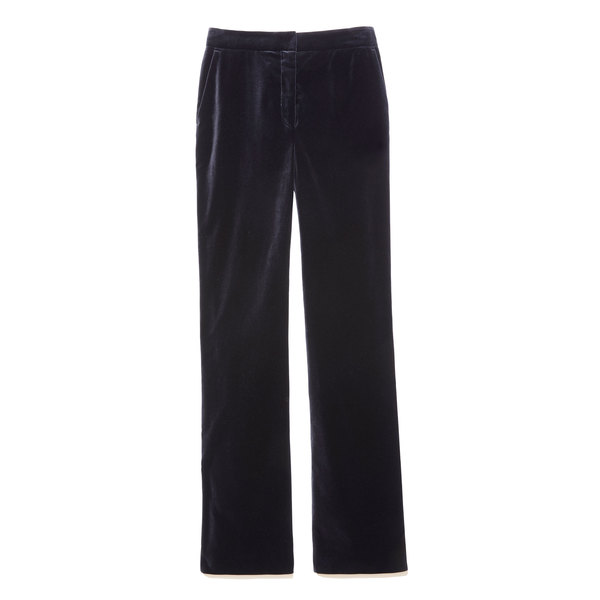 G. Label Colleen Velvet Trouser