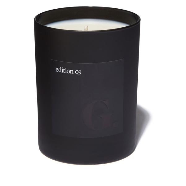 GOOP BEAUTY Scented Candle: Edition 03 - Incense