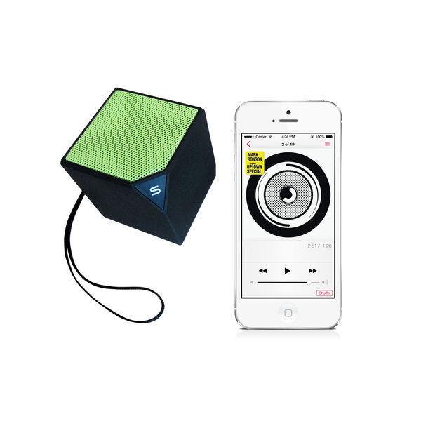Schatzii SKYBOX Mini Bluetooth Speaker