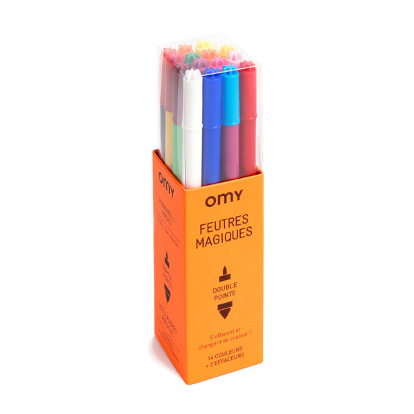 OMY Magic Markers