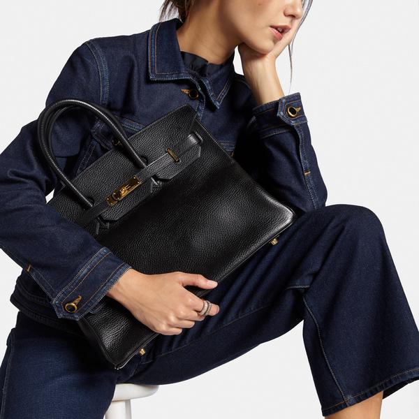 What Goes Around Comes Around Hermès Ardennes Birkin Bag, 40cm