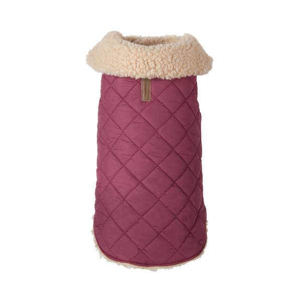 Fabdog Quilted Shearling