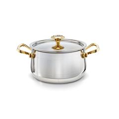 Platine Medium Saucepan, 18cm
