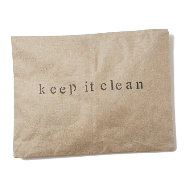 Coral Clark Keep It Clean Pouch
