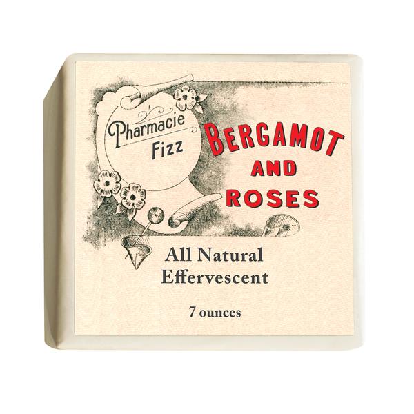 Jane Inc. Pharmacie Fizzie Bergamot & Roses
