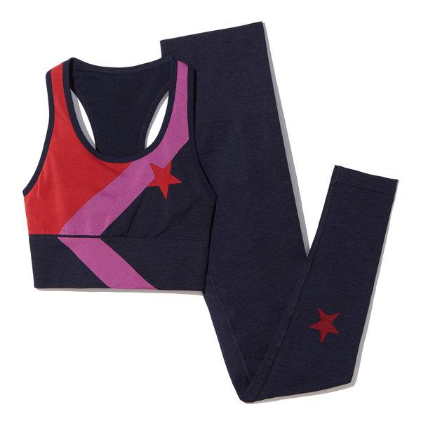 LNDR Star Bra & Legging Gift Set