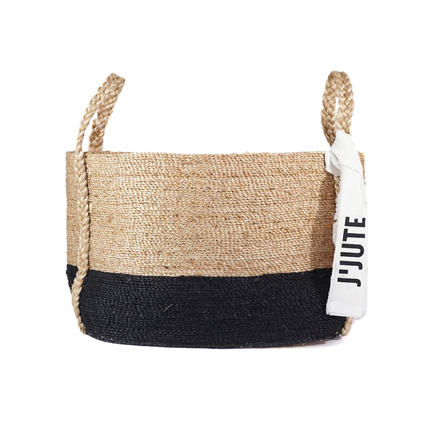 J'JUTE  Maya Large Tideline Basket