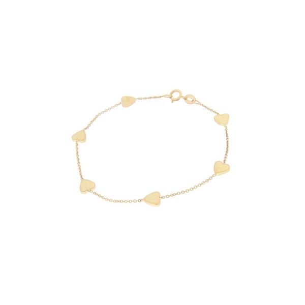 Jennifer Meyer Heart-by-the-Inch Bracelet