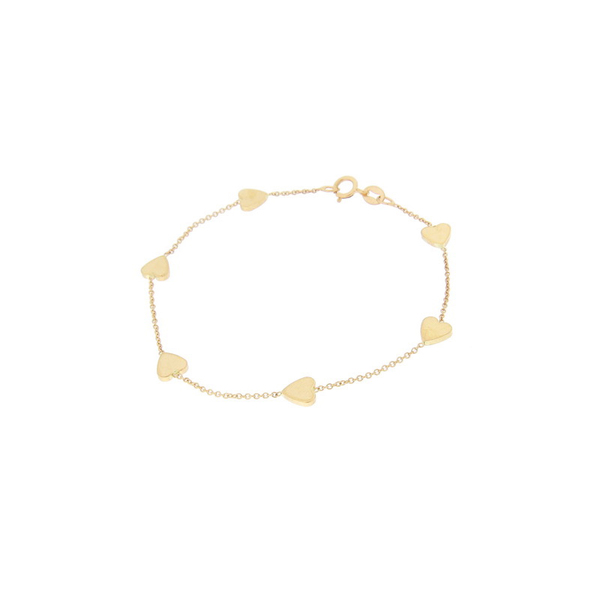Jennifer Meyer Heart-by-the-Inch Bracelet