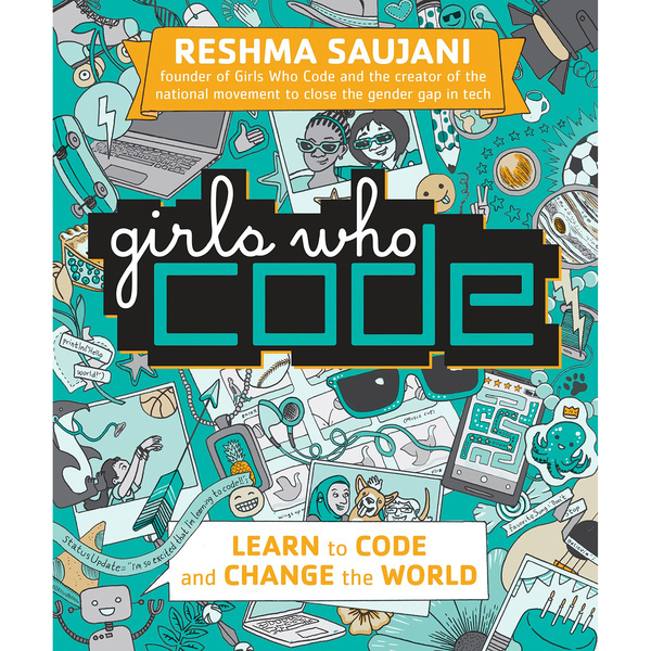 Penguin Random House Girls Who Code