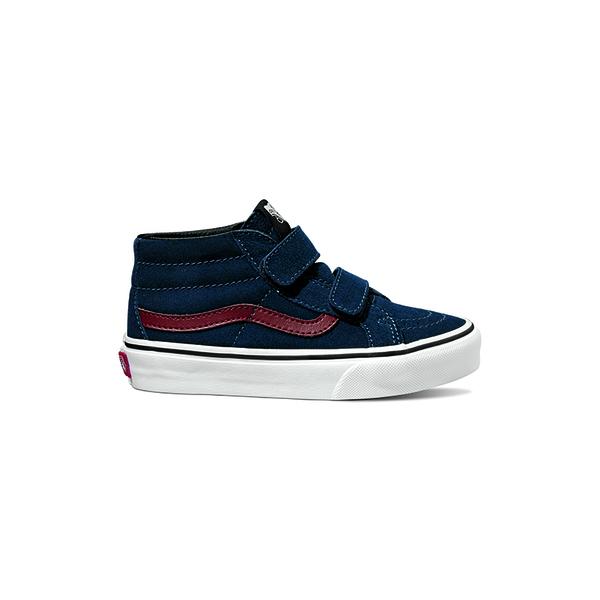 Vans Kids Sk8 Mid-Rise Reissue Sneaker