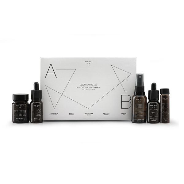 The Nue Co. Reboot Travel Set