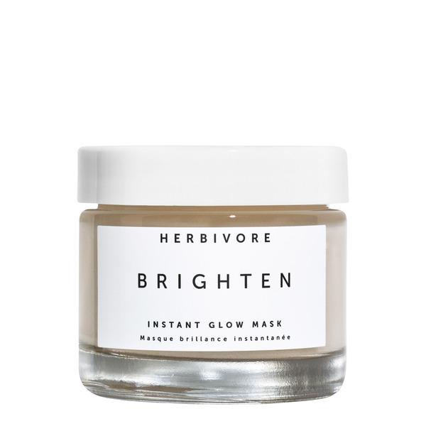 Herbivore Botanicals Brighten Pineapple + Gemstone Mask
