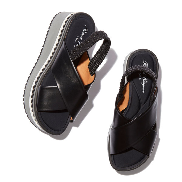 Clergerie Omin Flat Form Sandal