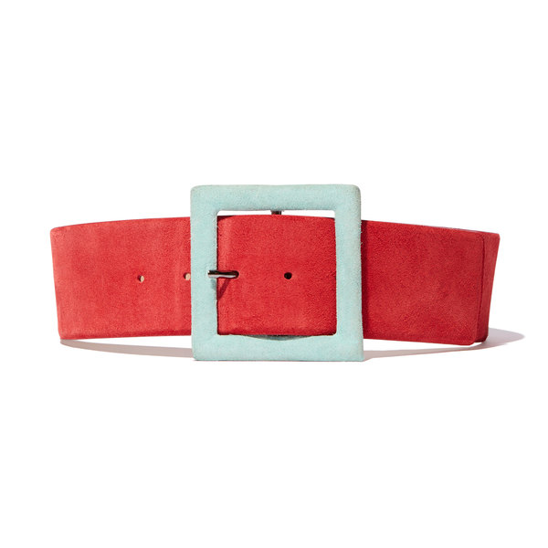 Carolina Herrera Blue Belt